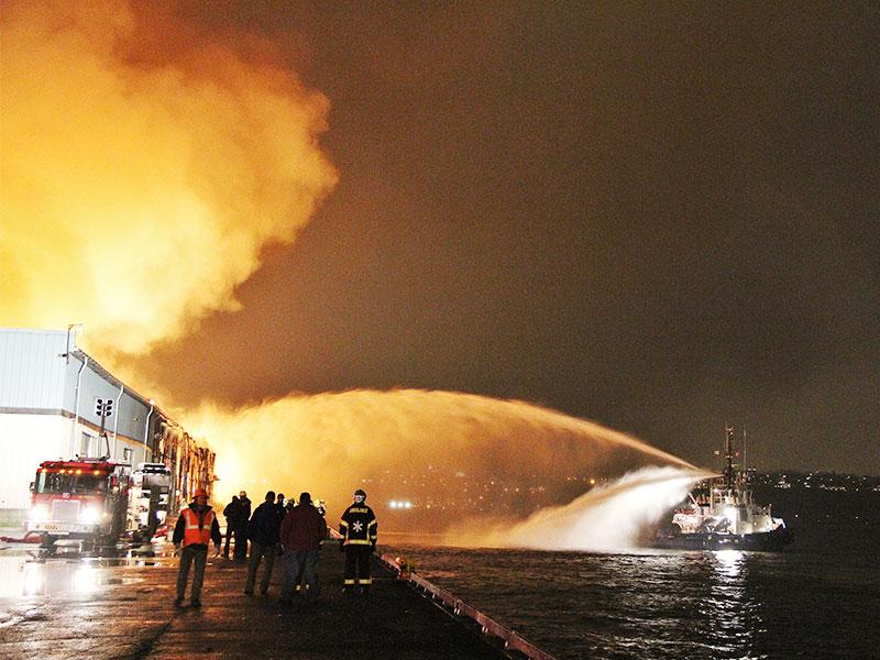 Groupe-Ocean-Combat-Incendie-Port-Quebec-1