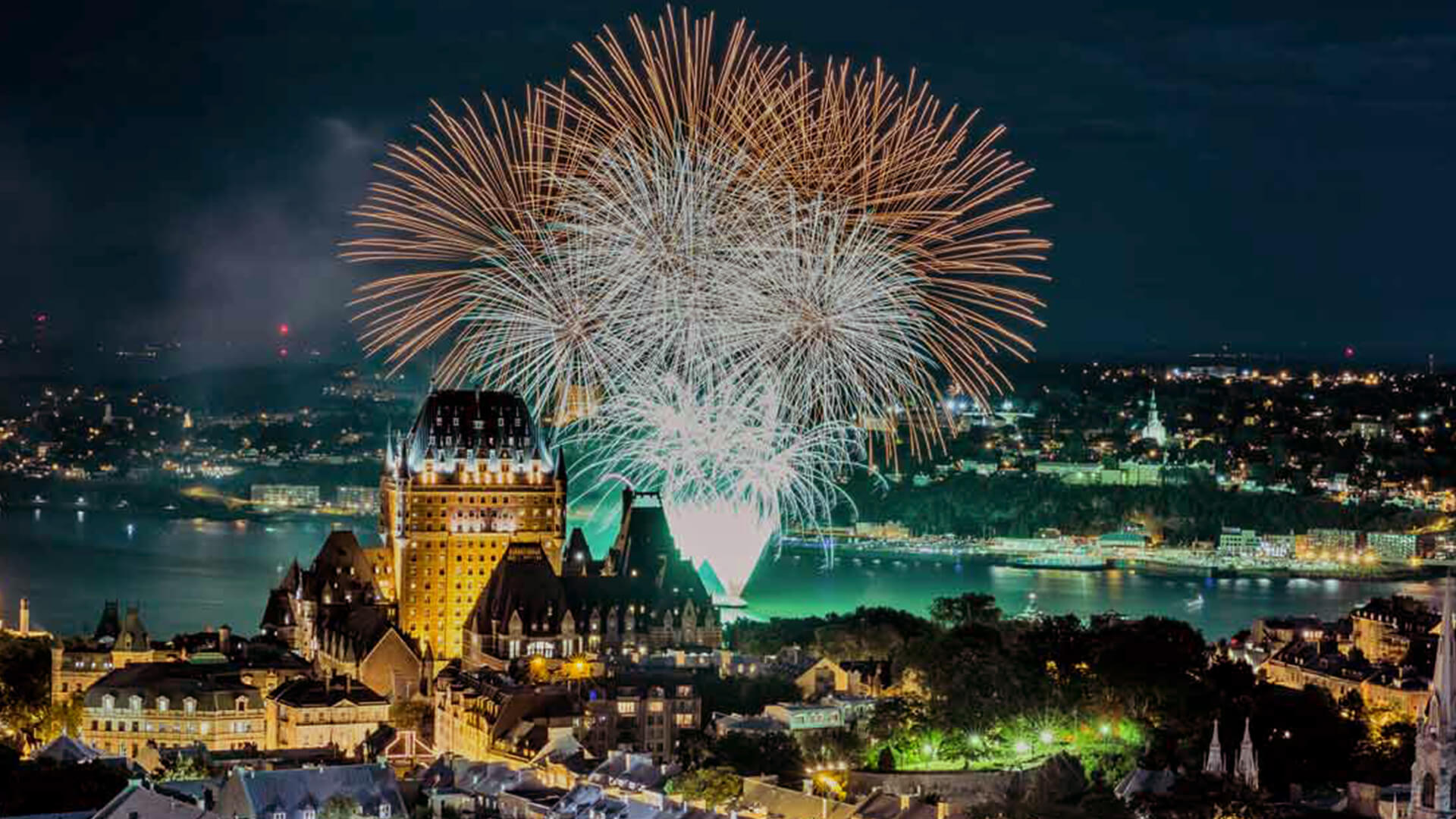 Ocean renews its partnership with the Grands Feux Loto-Québec