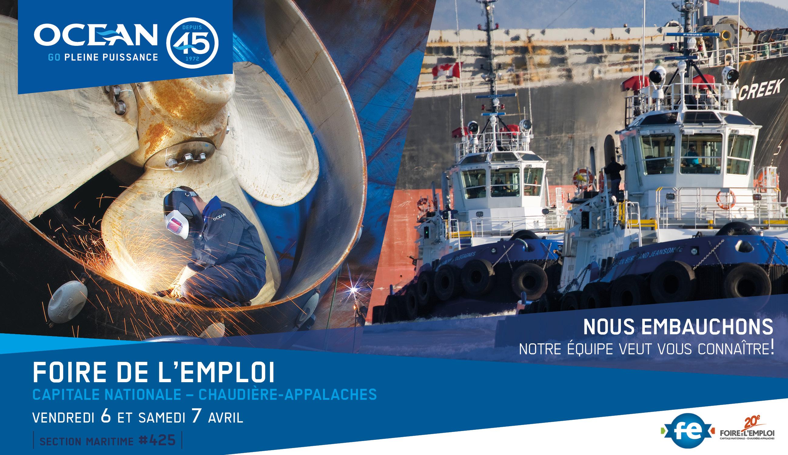 Job fair - Capitale Nationale and Chaudière-Appalaches