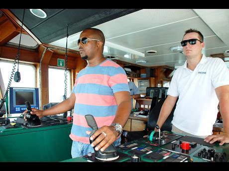 Formation de notre nouvelle équipe Océan en Jamaïque