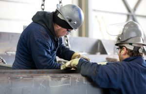Construction maritime - Fabrication