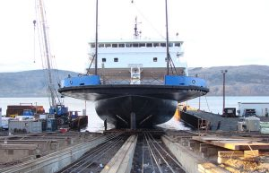 Shipbuilding - After-sale service