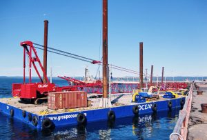 Barge and Workboat Rental - Marine equipment rental