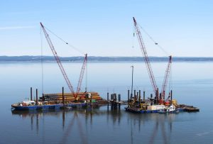Barge and Workboat Rental - Customized marine solutions