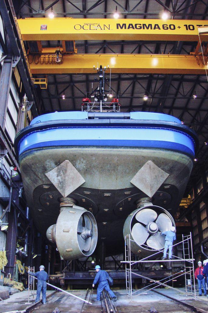 Construction_et_reparation_navale-remorqueur-Groupe_Ocean-Isle-aux-Coudres-Chantier_naval
