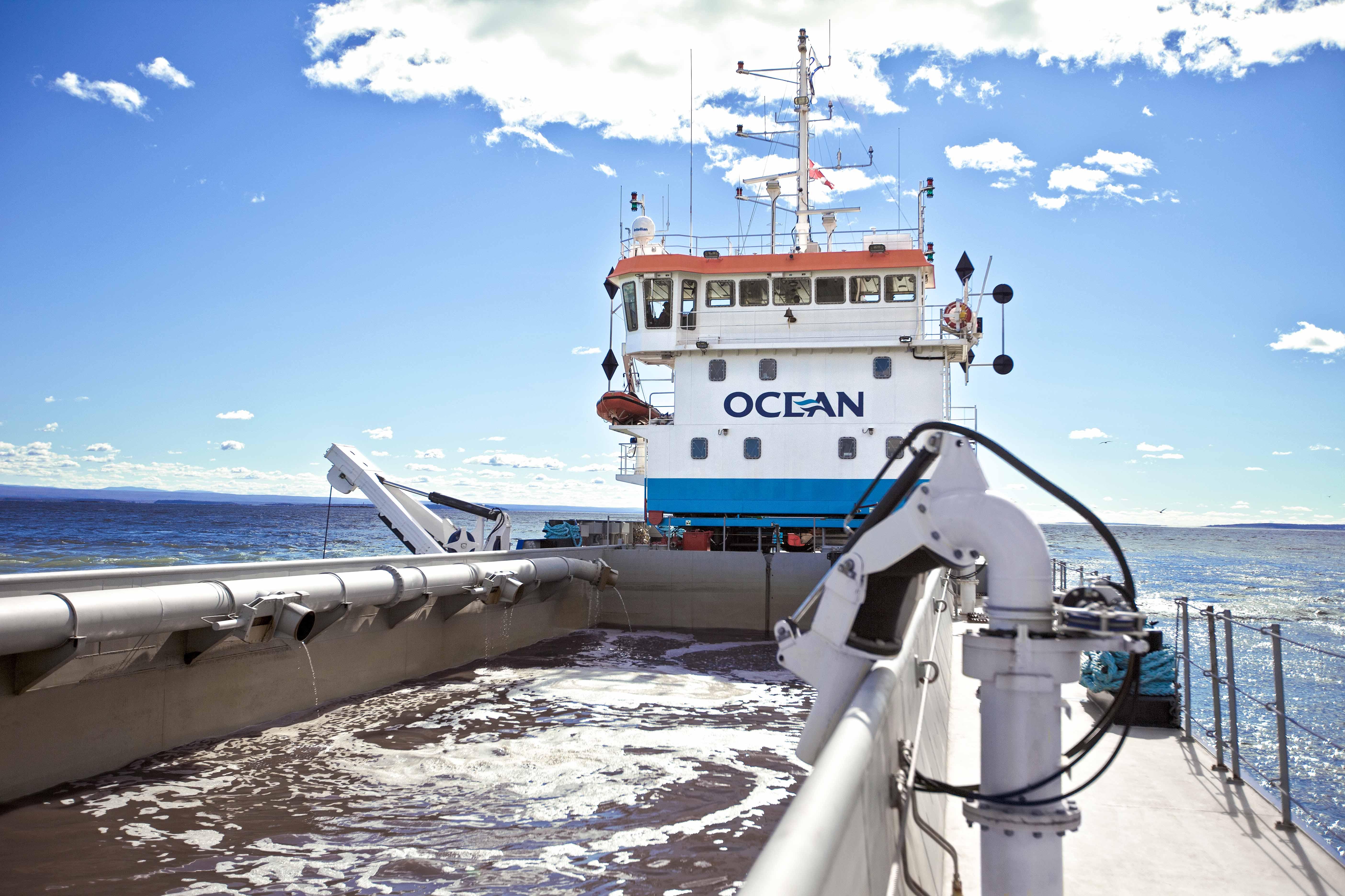 Dredging Company in Canada | Ocean Dredging