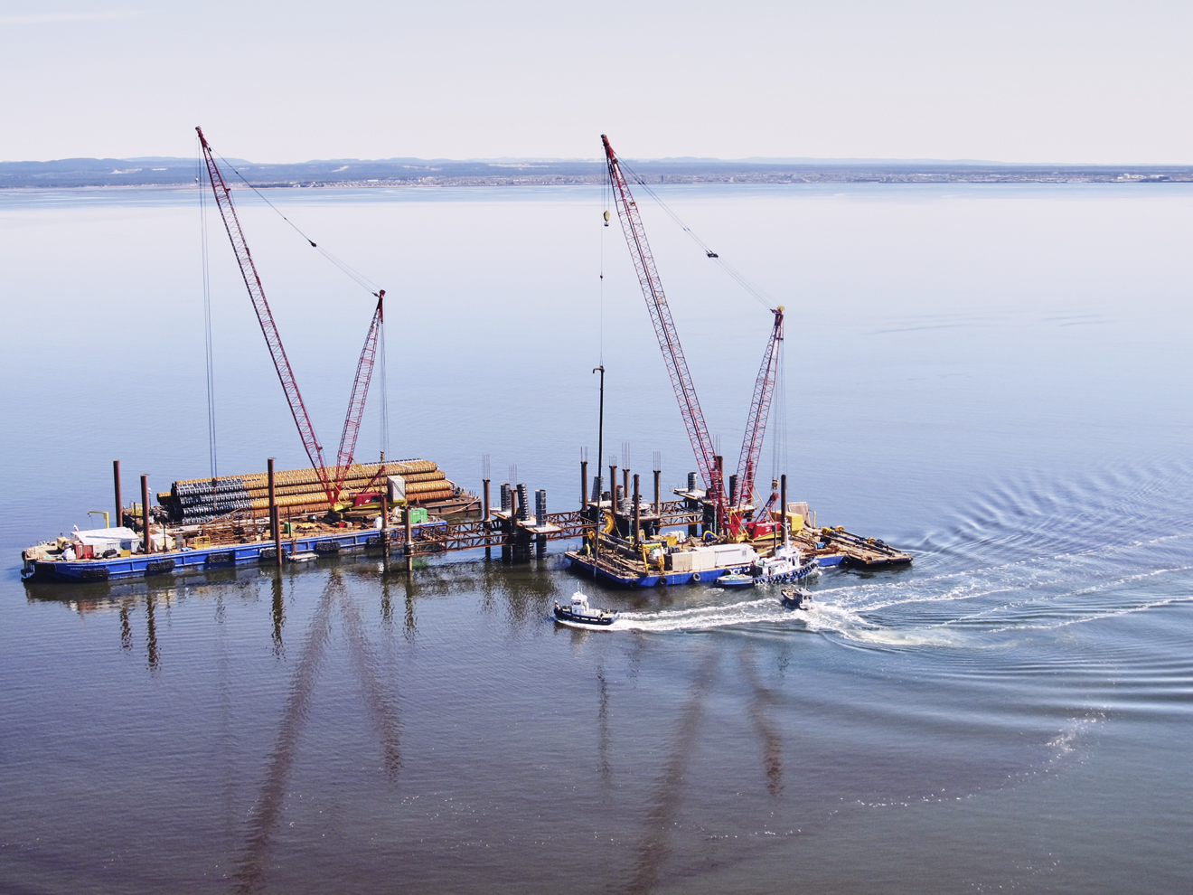 Barge Rental, Workboat & Marine Equipment in Canada | Ocean