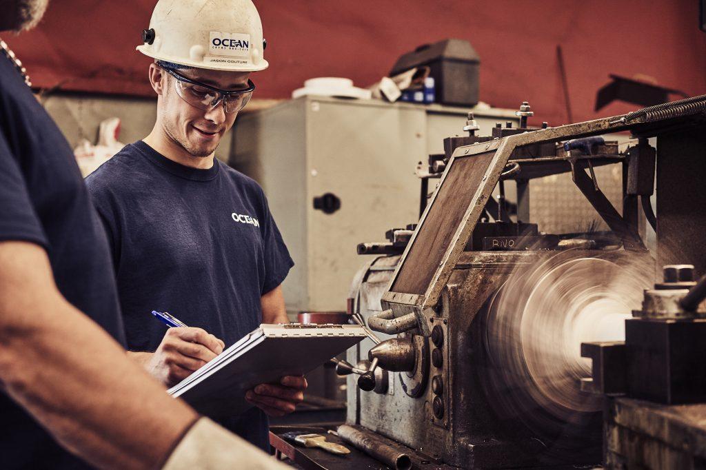 Maritime Jobs: Working for Ocean Group - Quebec, Ontario