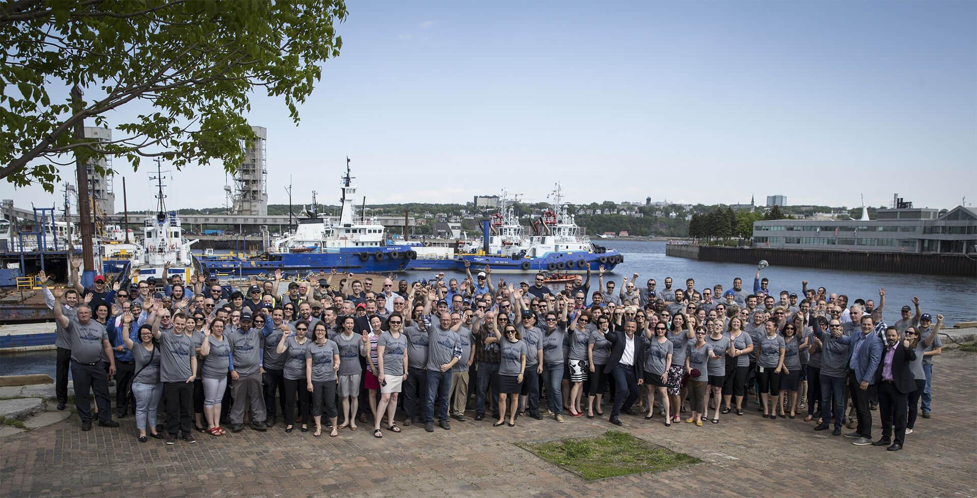 Ocean Group - Employees
