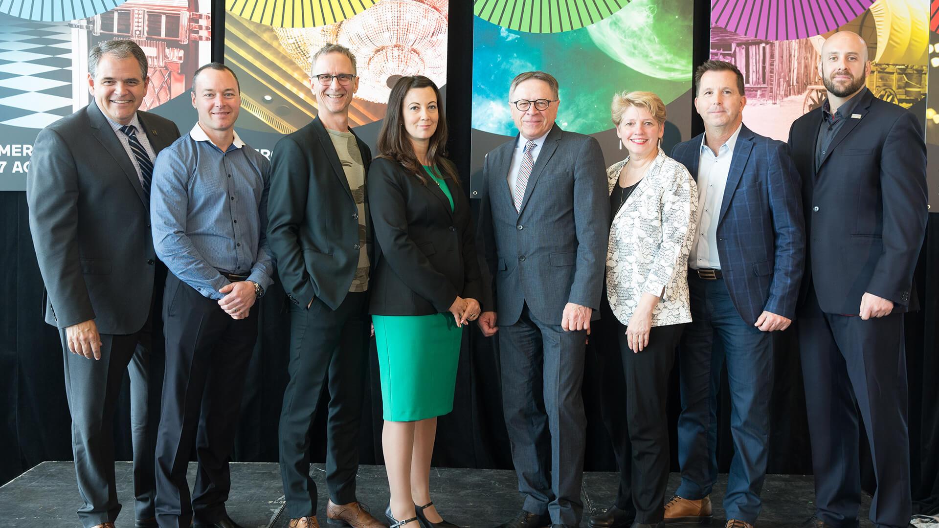 Groupe Océan est fier d'être à nouveau partenaire majeur des Grands Feux Loto-Québec.