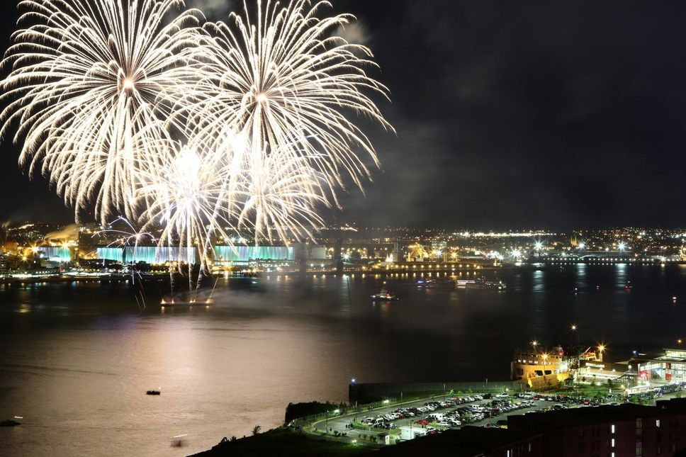 Ocean Group proud partner of the Grands Feux Loto-Québec for an 8th consecutive year.
