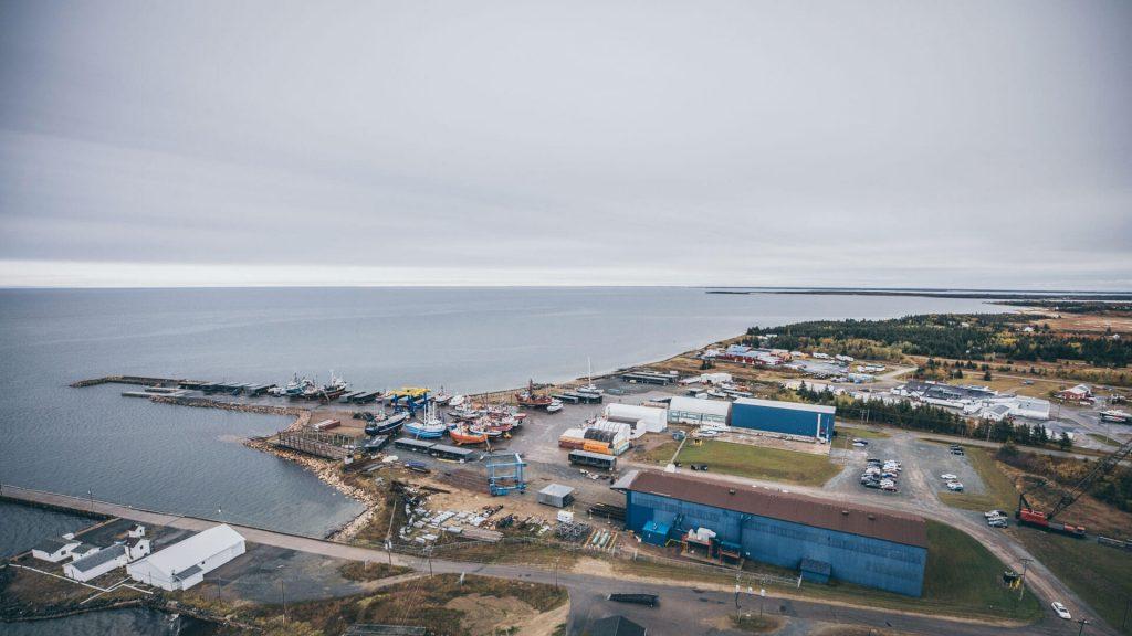 Soirée reconnaissance pour les employés de Océan Nouveau-Brunswick à Bas-Caraquet.