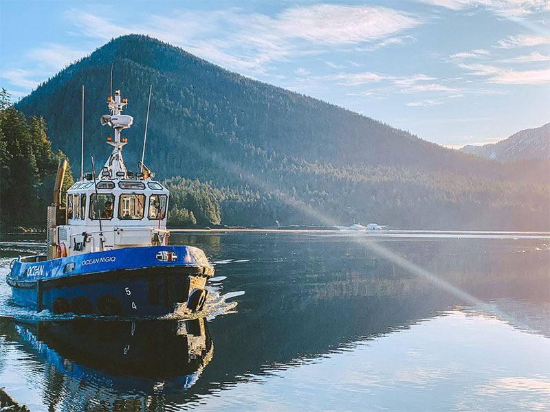 Groupe Océan concrétise sa ruée vers l'Ouest Canadien
