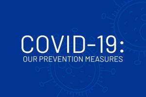 COVID-19: our prevention measures