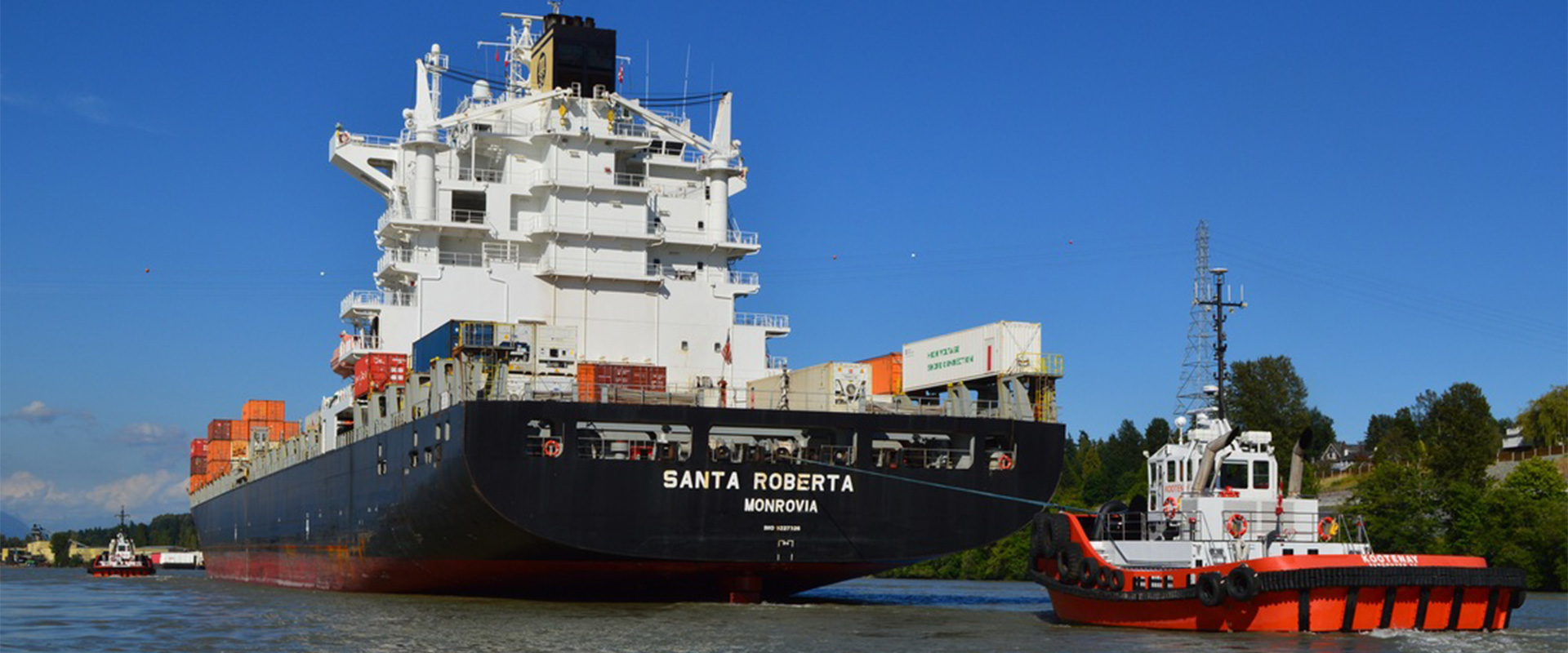 OCEAN GROUP ACQUIRES SAMSON TUGBOATS IN THE VANCOUVER AREA